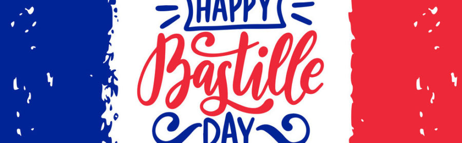 A very special Bastille Day!